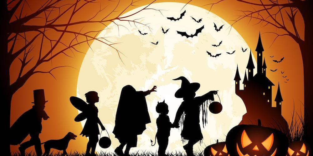 BOO TO YOU! Halloween Fun On Both Shores