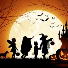 BOO TO YOU! Halloween Fun On Both Shores