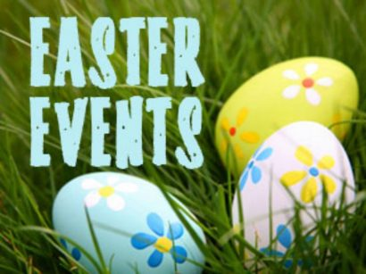Michaels Kids Club Class: Easter Projects