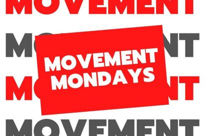 Movement Mondays with Ogden