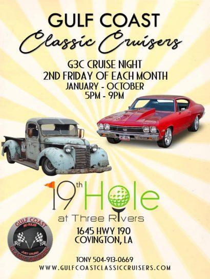 Gulf Coast Classic Cruisers