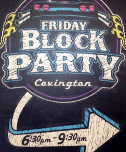 Columbia Street Block Party