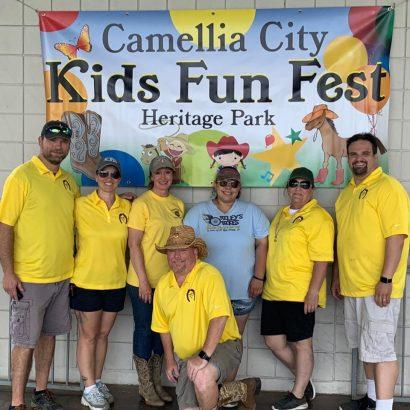 Camellia City Kids Fun Fest