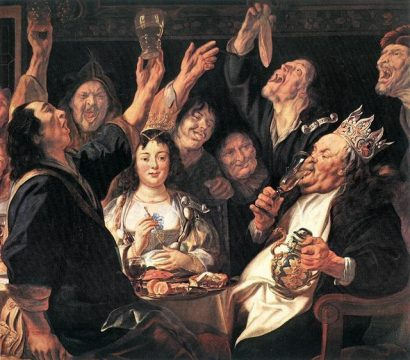 St. John Fools of Misrule Twelfth Night March