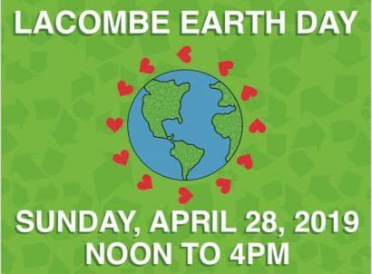 Lacombe Earth Day