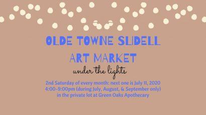 Olde Towne Slidell Art Market