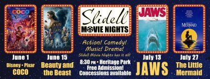 Slidell Movie Night