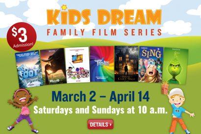 Kids Dream Family Film Series